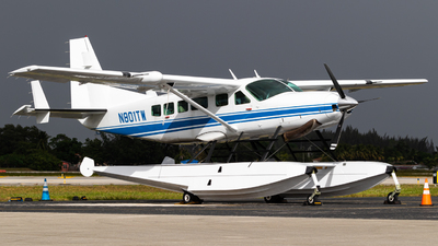 N801TW - Cessna 208 Caravan - Private