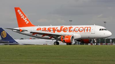 G-EZEW - Airbus A319-111 - easyJet