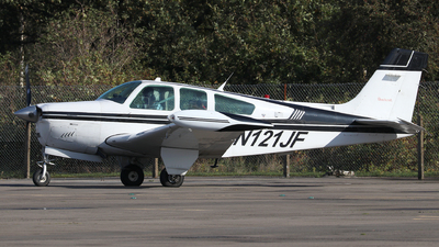 N121JF - Beechcraft F33 Bonanza - Private