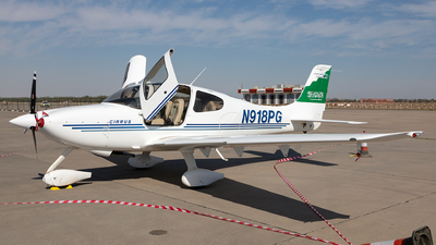 N918PG - Cirrus SRV-G3 - Saudi Aviation Club