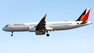 A picture of RPC9935 - Airbus A321271N - Philippine Airlines - © Hetzark Segundo