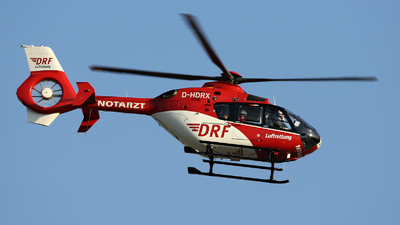 D-HDRX - Eurocopter EC 135P2+ - DRF Luftrettung