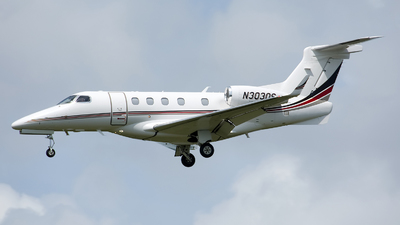 N303QS - Embraer 505 Phenom 300 - NetJets Aviation