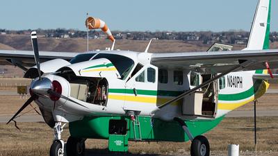 A picture of N840PH - Cessna 208B Grand Caravan - [208B2048] - © Mike MacKinnon
