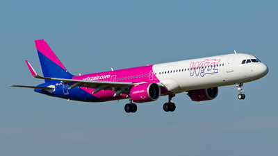 HA-LVN - Airbus A321-271NX - Wizz Air