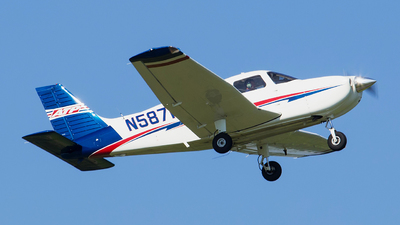 N587K - Piper PA-28-181 Archer III - ATP Flight School