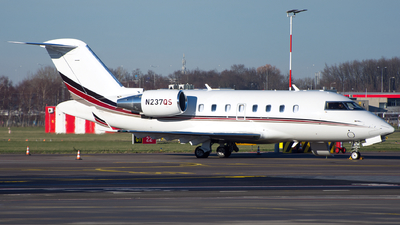 N237QS - Bombardier CL-600-2B16 Challenger 650 - NetJets Aviation