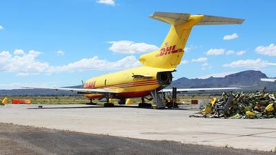 N784DH - Boeing 727-225(Adv)(F) - DHL (ASTAR Air Cargo)