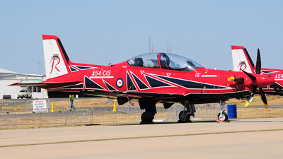 A54-019 - Pilatus PC-21 - Australia - Royal Australian Air Force (RAAF)