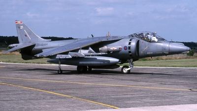 ZD354 - British Aerospace Harrier GR.7 - United Kingdom - Royal Air Force (RAF)