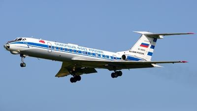 RF-66000 - Tupolev Tu-134AK - Russia - Air Force