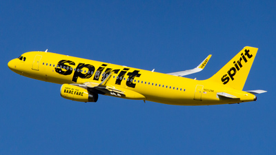A picture of N652NK - Airbus A320232 - Spirit Airlines - © Devon McCune
