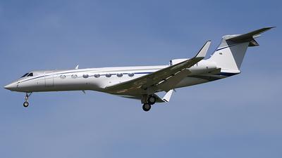 P4-BFY - Gulfstream G550 - Private