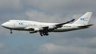N703CK - Boeing 747-412(BCF) - Pacific Air Cargo (Kalitta Air)