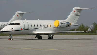 OE-ITH - Bombardier CL-600-2B16 Challenger 604 - MAP Executive Flight Service