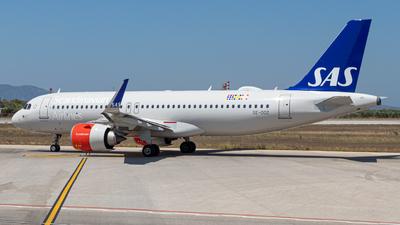 SE-DOZ - Airbus A320-251N - Scandinavian Airlines (SAS)