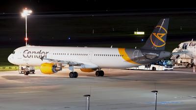 A picture of DATCA - Airbus A321211 - Condor - © Sebastian Thiel