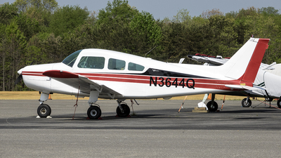 N3644Q - Beechcraft A23 Musketeer - Private