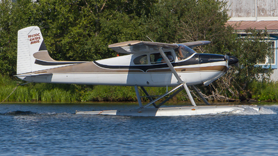 N9150C - Cessna 180 Skywagon - Private