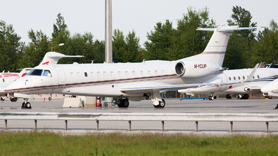 M-YCUP - Embraer ERJ-135BJ Legacy - Private