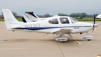 N171VT - Cirrus SR22 - Private