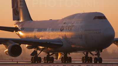 A picture of 5NDBM - Boeing 747346 - [23968] - © Pawel Kasprowicz