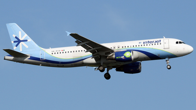 XA-ECO - Airbus A320-214 - Interjet