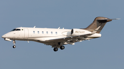 N272BQ - Bombardier BD-100-1A10 Challenger 350 - Private