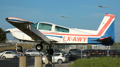 LX-AWY - Grumman American AA-5 Traveler - Private