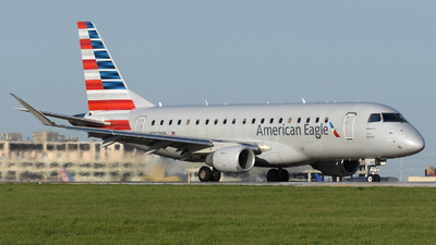 A picture of N263NN - Embraer E175LR - American Airlines - © DJ Reed - OPShots Photo Team