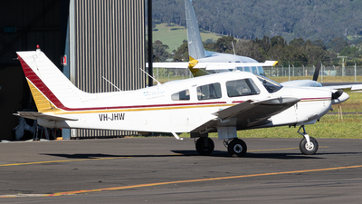 VH-JHW - Piper PA-28-181 Archer II - Private