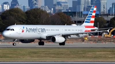 N584UW - Airbus A321-231 - American Airlines
