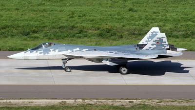 055 - Sukhoi T-50 - Sukhoi Design Bureau