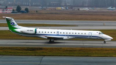 VQ-BWL - Embraer ERJ-145LR - Komiaviatrans