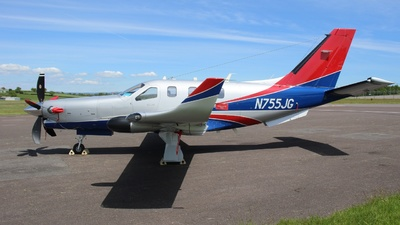 N755JG - Socata TBM-900 - Private