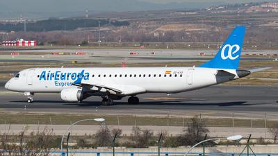 EC-KYO - Embraer 190-200LR - Air Europa Express