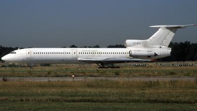 LZ-BTJ - Tupolev Tu-154B-1 - Balkan Bulgarian Airlines