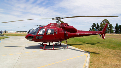 ZK-HUQ - Eurocopter AS 355F2+ Ecureuil - Christchurch Helicopters