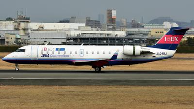 A picture of JA04RJ - Mitsubishi CRJ200ER - [7798] - © Bowen Chau - The HKADB Spotters Group