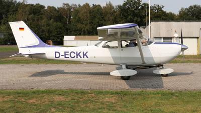 D-ECKK  - Reims-Cessna FR172H Reims Rocket - Private