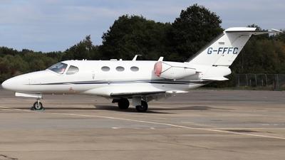 G-FFFC - Cessna 510 Citation Mustang - Flairjet