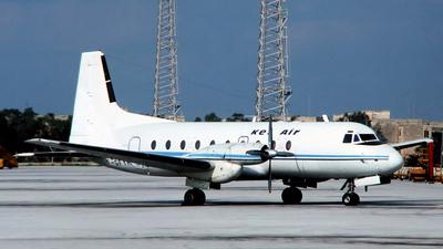 F-GFYM - Hawker Siddeley HS-748 Series 2A - Kel Air