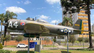 FAB4171 - Republic P-47D Thunderbolt - Brazil - Air Force