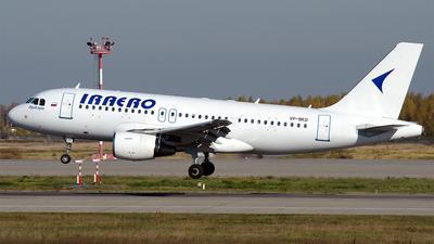 VP-BKD - Airbus A319-112 - IrAero