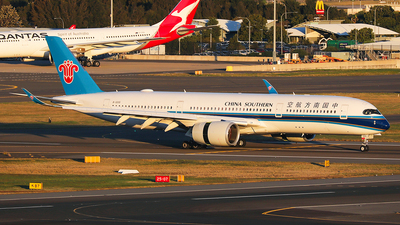 B-320S - Airbus A350-941 - China Southern Airlines
