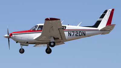N72DN - Piper PA-24-260 Comanche - Private