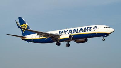 A picture of EIEME - Boeing 7378AS - Ryanair - © JakkoFly