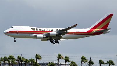 N403KZ - Boeing 747-481F(SCD) - Kalitta Air