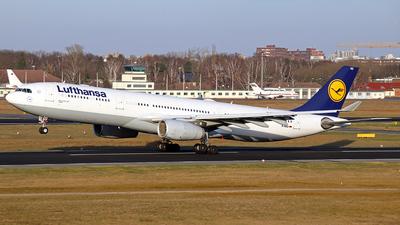 D-AIKD - Airbus A330-343 - Lufthansa