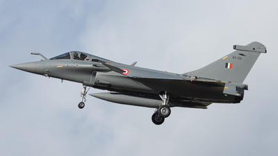 BS012 - Dassault Rafale EH - India - Air Force